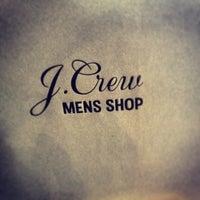 Photo taken at J.Crew by Tanay M. on 2/22/2013
