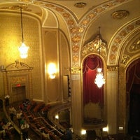 Photo taken at Orpheum Theater by Doug W. on 11/18/2012