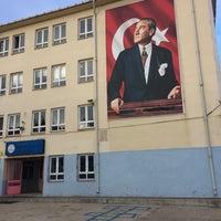 Photo taken at Rasim Ergene Ortaokulu by Serdar D. on 12/13/2017