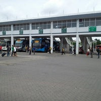 Photo taken at Terminal Purabaya (Bungurasih) by lady r. on 1/12/2013