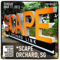 Photo taken at *SCAPE by Aris T. on 3/17/2013