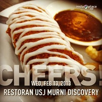 Photo taken at Restoran Murni Discovery by Aris T. on 2/13/2013
