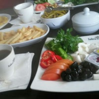 Photo taken at Birecik Sahil Cafe by Halil Y. on 1/17/2016