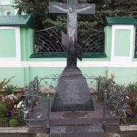 Photo taken at Браиловский Свято-троицкий женский монастырь by Татьяна К. on 4/25/2015