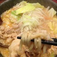 Photo taken at 麺処 田ぶし by bearjet on 3/31/2013