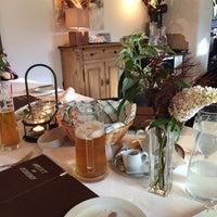Photo taken at Riesnerhof by Kat on 8/16/2014