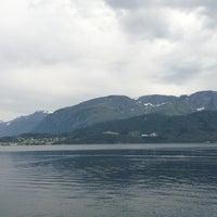 Photo taken at M/S Norangsfjord by Nastasia S. on 7/28/2013