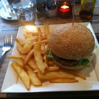 Photo taken at Burgerij by Robin O. on 10/2/2012