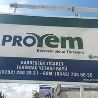 Photo taken at Kardeşler Ticaret~PROYEM by Cihan Ç. on 5/13/2014