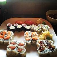 Photo taken at Mizu Sushi by Donna S. on 5/24/2016