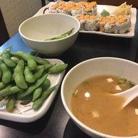 Photo taken at Mizu Sushi by Donna S. on 6/14/2017