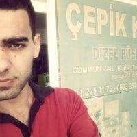 Photo taken at Çepik Kardeşler ltd. Pompa enjektör sanayii by Murat Ç. on 8/29/2014
