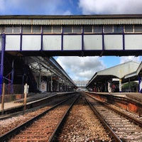 Photo taken at Truro Railway Station (TRU) by David R. on 8/18/2013