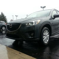 Photo taken at Marketplace Mazda Suzuki by Billy K. on 4/12/2013