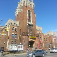 Photo taken at Main Street Armory by Billy K. on 3/9/2013