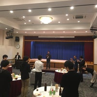 Photo taken at 沖縄県青年会館 by Tatsuya T. on 2/21/2018