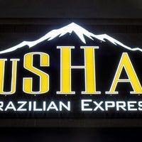 Photo taken at Tushar Brazilian Express by Tushar Brazilian Express on 9/28/2013