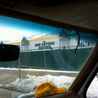 Photo taken at Don Hutson Center by Tory A. on 12/23/2012
