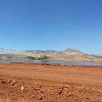 Photo taken at Minera Buenavista De Cobre by Joel S. on 4/15/2014