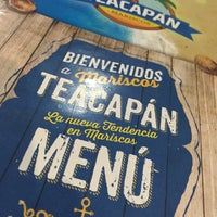 Photo taken at Teacapan Restaurant by Alvaro R. on 10/24/2015