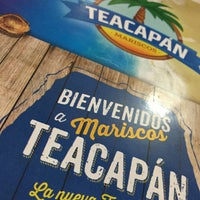 Photo taken at Teacapan Restaurant by Alvaro R. on 7/10/2015