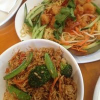 Photo taken at Pei Wei by T H. on 4/20/2014