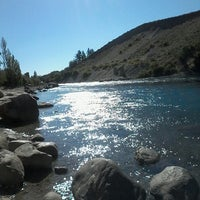 Photo taken at Naciente del Limay by Patricia M. on 1/17/2014