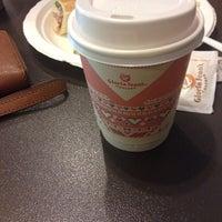 Photo taken at Gloria Jean's Coffees by Melanie W. on 11/18/2013
