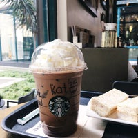 Photo taken at Starbucks by miekathryn on 7/10/2017