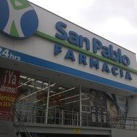 Photo taken at Farmacia San Pablo by Poncho C. on 12/25/2013