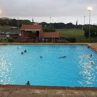 Photo taken at Tesoriere Swimming Pool by Jody D. on 2/14/2013