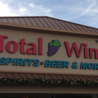 Photo taken at Total Wine & More by Mtn Jim F. on 11/27/2012