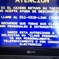 Photo taken at Banco Nación by Nicolas d. on 4/26/2014