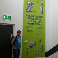 Photo taken at Museum of the History of Medicine by Bruno L. on 9/12/2013