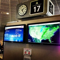 Photo taken at Airside A by Chilly C. on 4/18/2013