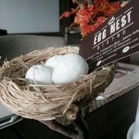 Photo taken at Egg Nest by Aden N. on 3/1/2014
