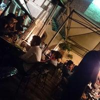 Photo taken at Liwan Restaurant & Hookah Lounge by Aziz A. on 9/21/2014