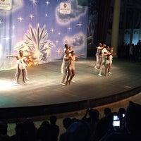 Photo taken at Mukarnas Spa Resort Hotel Amphi Theater by Tuğba☑️⬛️◾️▪️ E. on 7/11/2016