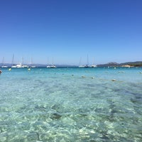 Photo taken at Porquerolles by Camille B. on 7/13/2017