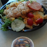 Photo taken at Culver's by Brian H. on 7/4/2014