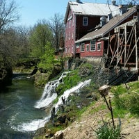 Photo taken at Historic Clifton Mill by Brian H. on 4/23/2016