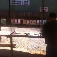 Photo taken at Alpine Shooting Range by Joe S. on 3/15/2013