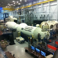 Photo taken at NASA Building 9E by Matt M. on 3/2/2013