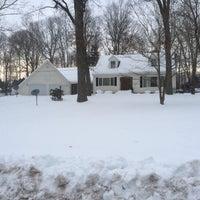 Photo taken at North Franklin, CT by Matt M. on 2/15/2014