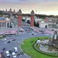 Foto tomada en Plaza de España por Holger K. el 10/23/2012
