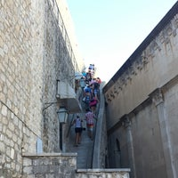 Photo taken at Ragusa City Walls by Holger K. on 7/29/2017