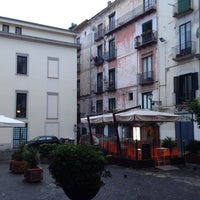 Photo taken at Piazza Giacomo Matteoli by Dario C. on 1/24/2014