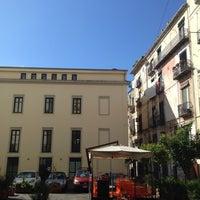 Photo taken at Piazza Giacomo Matteoli by Dario C. on 3/5/2014