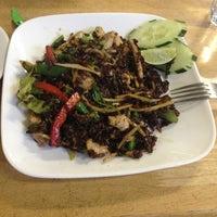 Photo taken at Vulcan Thai Cafe by Anton V. on 3/31/2013