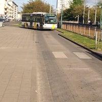 Photo taken at Bus 93 Antwerpen Linkeroever > Rupelmonde > Temse > Sint-Niklaas by Pieter R. on 4/15/2014